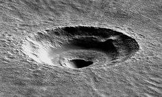 The mystery of the 'alien plughole' on Mars has been solved