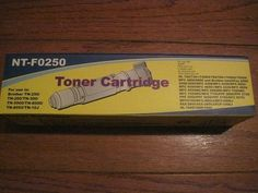 NT-F0250 Toner Cartridge For Use In Brother TN-250 New In Box #UnbrandedGeneric