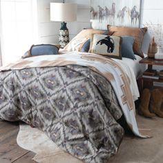 HiEnd Sahara Comforter Set - Bedding Sets - Bedding Rustic Bedroom Design, Rustic Master Bedroom, Home Bedroom, Bedroom Decor, Teen Bedroom, Bedroom Designs, Bedroom Ideas, New Furniture, Bedroom Furniture