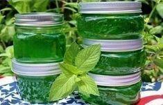 Menta lekvár: nem csak finom, de a szervezet számára is igen hasznos! Mint Recipes, Jelly Recipes, Jam Recipes, Chutneys, Diet To Reduce Cholesterol, Mint Jelly, Green Life, Saveur, Pickles