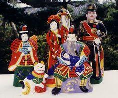 帖佐人形(鹿児島県)