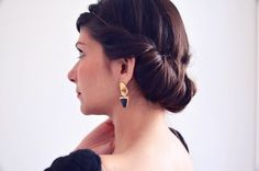 Bons baisers d'ailleurs pour Franck Provost -  Kit Expert Chignons Franck Provost, Kit, Drop Earrings, Fashion, Simple Hairstyles, Hairstyle Ideas, Blowing Kisses, Tuto Coiffure, Accessories