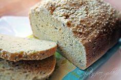 Gluten-Free Goddess Recipes: Gluten-Free Multi-Grain Sandwich Bread