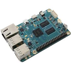 Odroid C1 - Multicore credit card computer running linux or Android. £33. A Raspberry Pi 2 competitor