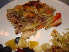 Mennonite Girls Can Cook: Chicken Artichoke and Rice casserole