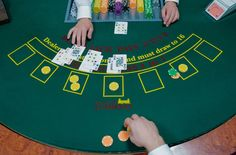The blackjack game is one of the most popular casino card games around, played by millions in living casinos and even on the Internet. If you don't know how to start playing blackjack, you don't have to fret, it's really easy to learn how to play blackjack. Casino Card Game, Game Start, Live Casino, Make More Money, Poker Table, Card Games, Internet, Popular, Play