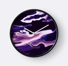 raphaelladesign is an independent artist creating amazing designs for great products such as t-shirts, stickers, posters, and phone cases. My Design, House Design, Clocks, Artist, Shopping, Home Decor, Decoration Home, Room Decor