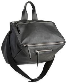 Givenchy Pandora Leather Crossbody Bag f86c9fa8a68bb