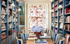 A look inside the London home of newlyweds Caroline Sieber and Fritz von Westenholz.