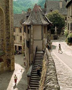 Conques - Francia.