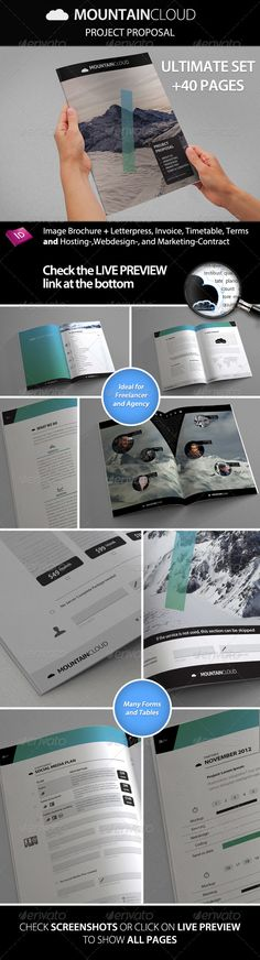 project proposal template bundle w invoice contract proposal templates project proposal and proposals