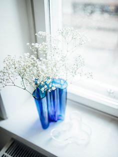 Table Flowers, Flower Vases, Alvar Aalto, Habitats, Glass Vase, Table Settings, Plants, Finland, Easter
