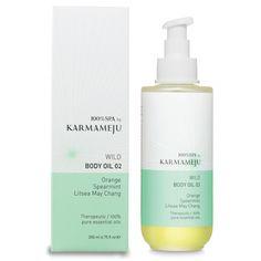 Karmameju body oil