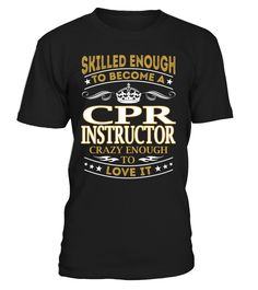 Cpr Instructor - Skilled Enough To Become #CprInstructor