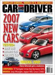 Back issues of Car and Driver Car Magazine, Digital Magazine, Magazine Covers, Chrysler Sebring, Honda Cr, Chevy Silverado, Car And Driver, Road Racing, Jeep Wrangler