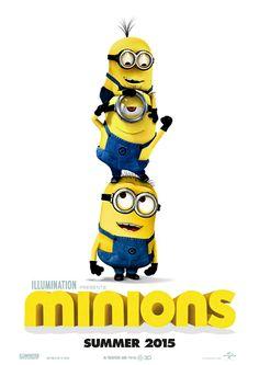 MINIONS (2015)  7.4