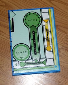 """365: Make a Book a Day: Book 274 - Sorry"""" Board Game Notebook/Journal - Si..."""