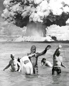 Baño Nuclear - imbecil.com - La imbecilidad es un grado