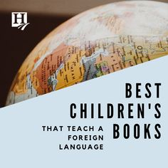 We want to celebrate National Children's Book Week by sharing books about foreign languages! Learning To Relax, Ways Of Learning, Languages Online, Foreign Languages, Best Children Books, Childrens Books, Education Humor, Bilingual Education, Kids Education