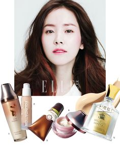 Han Ji Min for Elle Korea