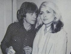 With Dave Edmunds 1978 Dave Edmunds, Debbie Harry, Figure It Out, Rock And Roll, Art Reference, Rock Roll, Rock N Roll