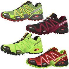 Salomon speedcross 3 cs #men's #trail running shoe cross many #colours,  View more on the LINK: http://www.zeppy.io/product/gb/2/361538015944/