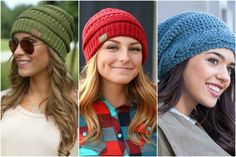 ako kombinovať čiapku Winter Hats, Crochet Hats, Fashion Outfits, Clothes, Knitting Hats, Outfits, Clothing, Clothing Apparel, Kleding