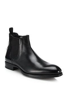 1e5282d2b To Boot New York Anderson Leather Chelsea Boots Look Masculinos, Botina  Pretas, Botas De