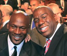 """Magic thanks MJ for support as NBA bans Sterling """"for life""""   ExNBA.com"""