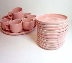 SALE Prisma Tea or Coffee Service by Jape on Etsy, $75.00