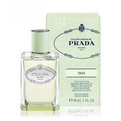 Let the Infusion Iris Prada Women's Perfume ml) original and fully assume your femininity when wearing this exclusive women's perfume, with a unique and personal aroma. Miuccia Prada, Irises, E30, Perfume Prada, Die 100, Prada Candy, Perfume Samples, Perfume Collection, Cool Things To Buy