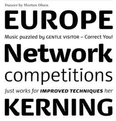 FP Dancer Pro by Font Partners