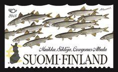 Suomalaisten suosikkimaut saavat omat postimerkit - Lifestyle - Aamuset