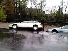 Zobacz film, na którym ulica z samochodami znika w ogromnej dziurze - Crazy Nauka   Crazy Nauka