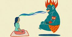 """A Buddhist Lama teaches an innovative technique to turn your inner demons into allies."""