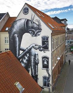 by Phlegm in Aalborg, Denmark, 10/15 (LP)