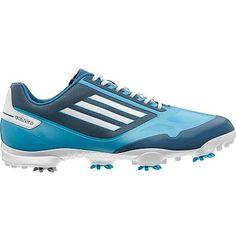 f540988c545 adidas Men s adizero One Golf Shoes - Blue White Blue Adidas Golf Shoes