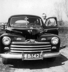 Ford, ± 1946..The Year I was born .. July. 3 rd.