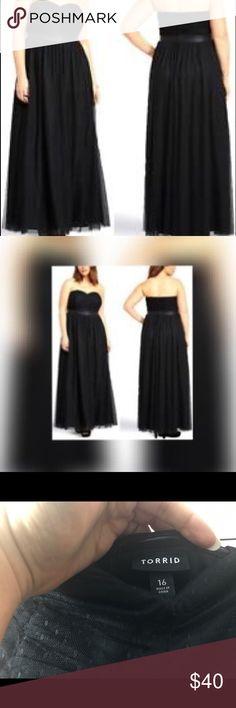 Torrid black prom dress Prom dress torrid Dresses Prom