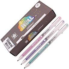 Sakura Xpgb Gelly Roll Assorted Colors Stardust Galaxy Pen Gel Ink Bold Sparkling, Bagged Pen Set of Assorted Colors Best Price Coloring Tips, Adult Coloring, Coloring Books, Coloring Bible, Colouring, Writing Correction, Colored Pencil Techniques, Gel Ink Pens, Coloring Tutorial