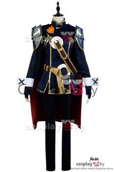 #Cosplaysky Fire Emblem Awakening Fates Lucina Traje de Batalla Cosplay Disfraz_1