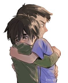 Imagine Little Hiro getting bullied for being so small and Tadashi just hugs him and then goes and gives those meanies a stern talking-to because no one messes with his little bro.   Okay.. I'm crying now.
