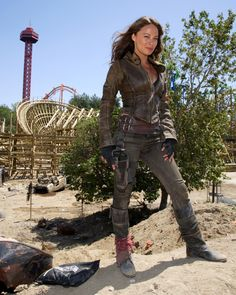 Moon Bloodgood: Terminator Salvation