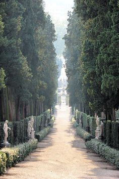 to visit Boboli Gardens Florence...best place on earth I believe. Dying to go back for this