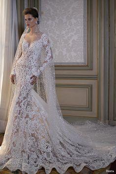 Berta Fall 2016 Wedding Dresses — Bridal Photo Shoot | Wedding Inspirasi