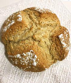 Pan de Soda Irlandés – Celicius Gluten Free
