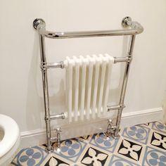 Bathroom radiator Bathroom Radiators, Victorian Bathroom