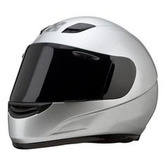 SparX S07 Helmet - Solid- silver