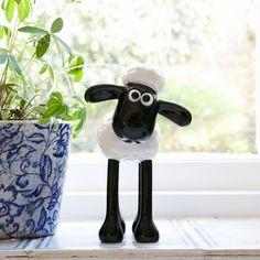 Shaun the Sheep Figurine