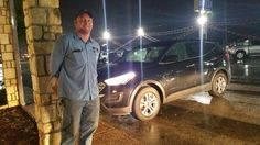JONATHAN's new 2016 HYUNDAI SANTA FE ! Congratulations and best wishes from Benny Boyd Motor Company - Marble Falls and DEE NIXON.